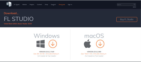 descargar fl studio para windows 10 y 8.1