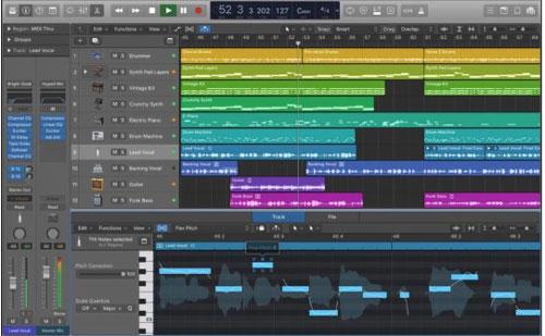 Logic Pro vs FL Studio