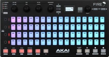 mejores teclados MIDI PARA FL STUDIO AKAI FIRE