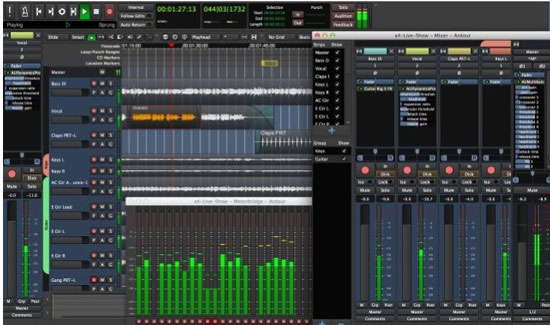 alternativas similares a FL Studio 20 ardour