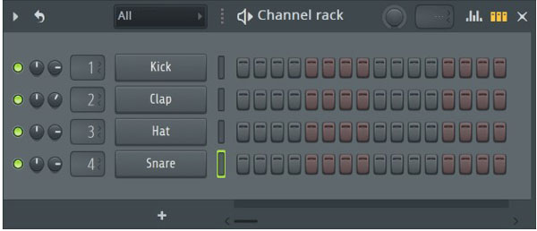 Channel Rack FLS