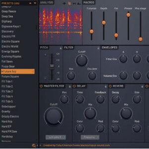 flex el plugin o sintetizador vst de fl studio