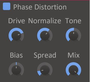 phase distortion